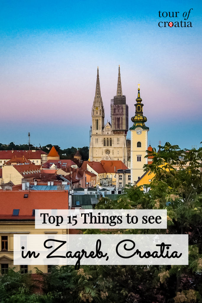 15 things to do in Zagreb